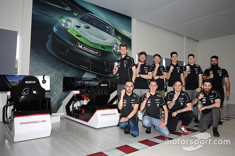 Carrera Cup Italia, Misano: Amato è il primo leader nella Porsche Esports