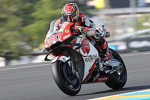 Nakagami pousse auprès de Honda pour une moto d'usine 2020