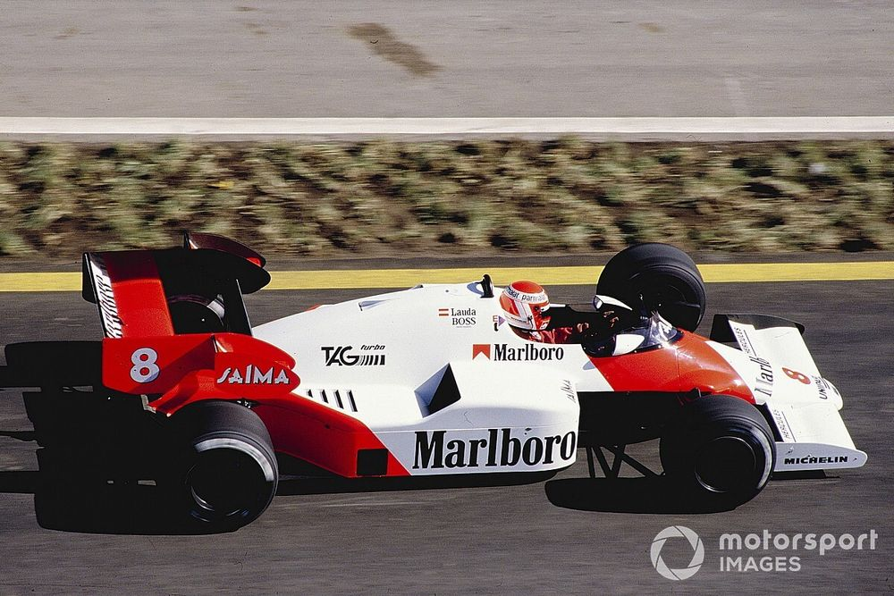 Race of my life: Niki Lauda on the 1984 Portuguese GP