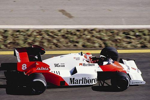 Cuando Lauda hizo inútiles los pósteres de 'Prost, campeón'
