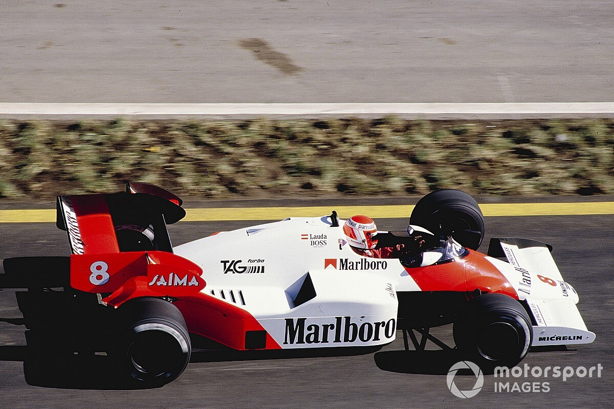 How Lauda won F1's closest ever title battle
