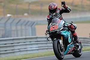 Le Mans MotoGP: Isınma turlarının lideri Quartararo