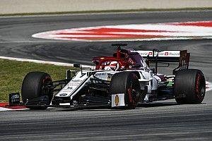 Diaporama : Alfa Romeo Racing lors des troisièmes essais collectifs à Barcelone