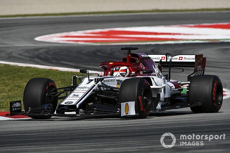 Fotostrecke: Alfa Romeo Racing in der dritten Testwoche in Barcelona