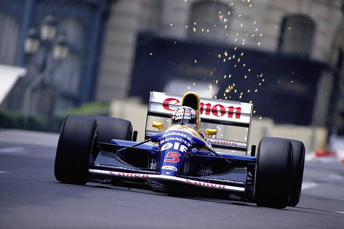 Vettel adquiere en subasta el Williams campeón de Mansell