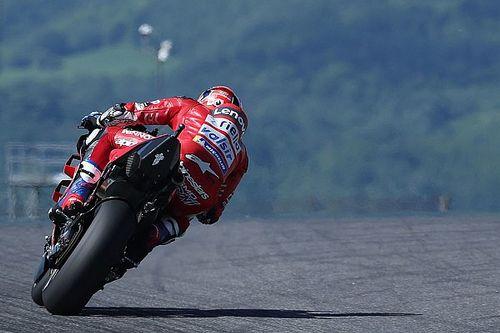 Довициозо на тренировке в Муджелло развил самую высокую скорость в истории MotoGP