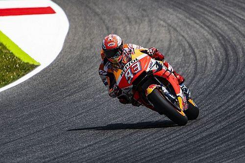 MotoGP Italia: Marquez pole position, Rossi start ke-18