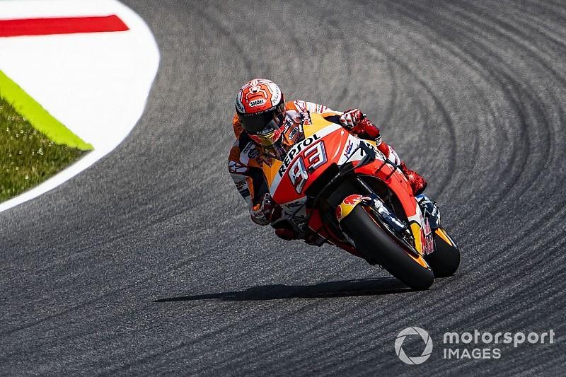 MotoGP, Mugello: Marquez beffa Quartararo e si prende la pole, disastro Rossi!