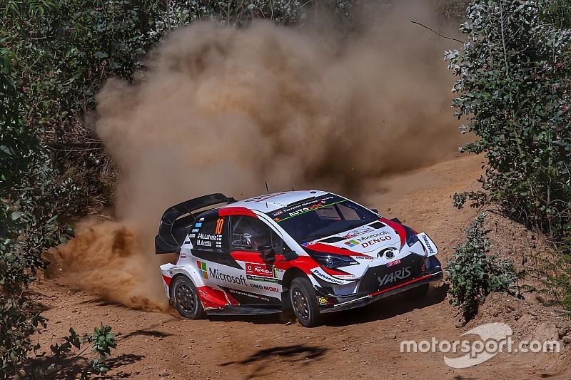 WRC, Rally del Portogallo, PS10: Latvala è super e ora incalza Tanak. Neuville 4°