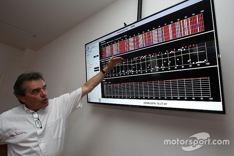 """Formel-1-Arzt Ceccarelli: """"Frauen fehlt manchmal letzte Risikobereitschaft"""""""