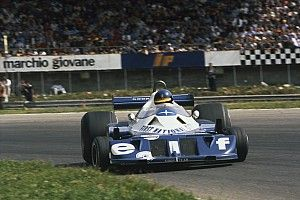 Un F1 de 6 ruedas, el amor de un ex-piloto de Minardi