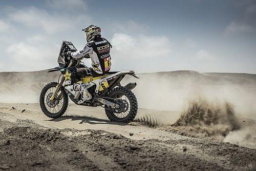 El plan final de Quintanilla para ganar su primer Dakar