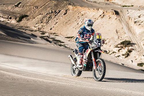 Dakar 2019 8. etap: Walkner en hızlısı, Brabec yarış dışı kaldı