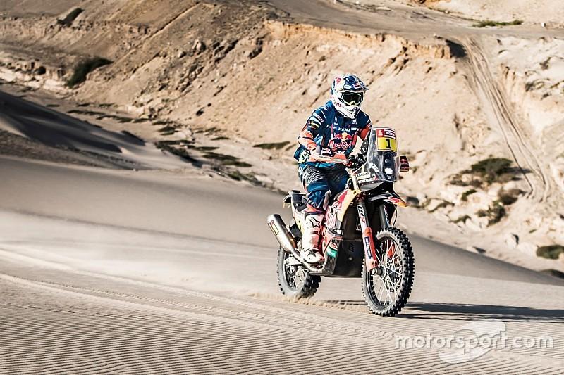 Dakar 2019: KTM grijpt de macht met ritzege Walkner, Price nieuwe leider