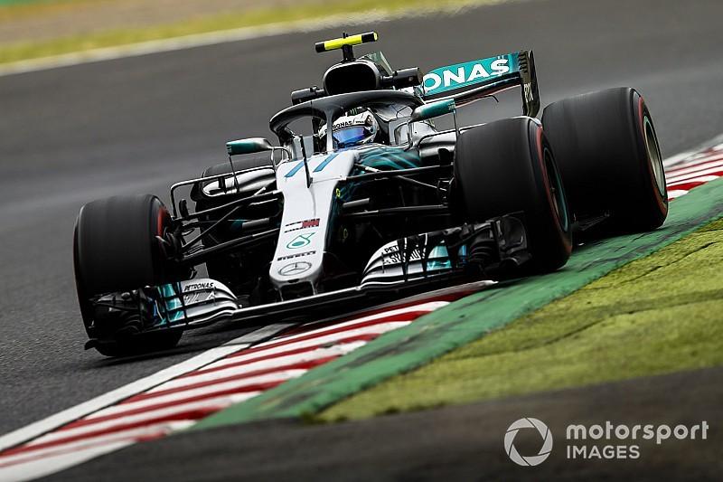 """Bottas elogia la Mercedes: """"Abbiamo lavorato benissimo ed ho guidato senza commettere errori"""""""