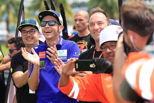 """Rossi : """"Si j'avais gagné, ça aurait été une journée historique"""""""