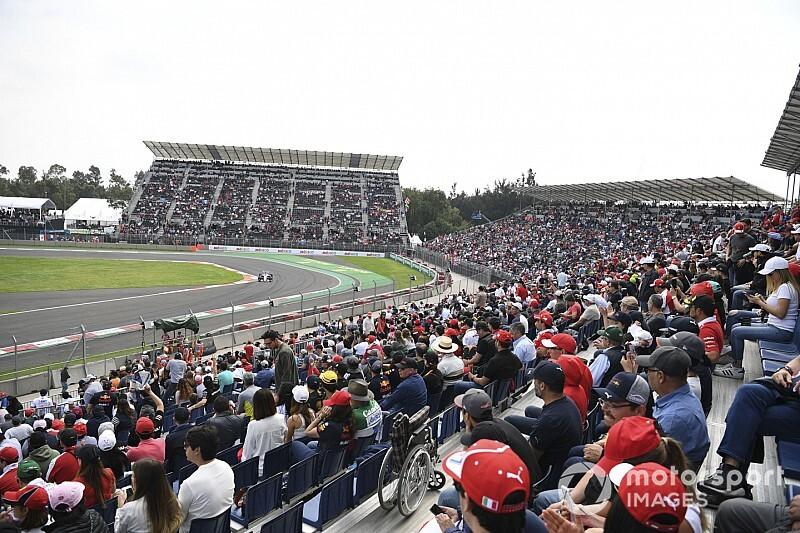 Pneus : prudence pour Mercedes et Ferrari à Mexico