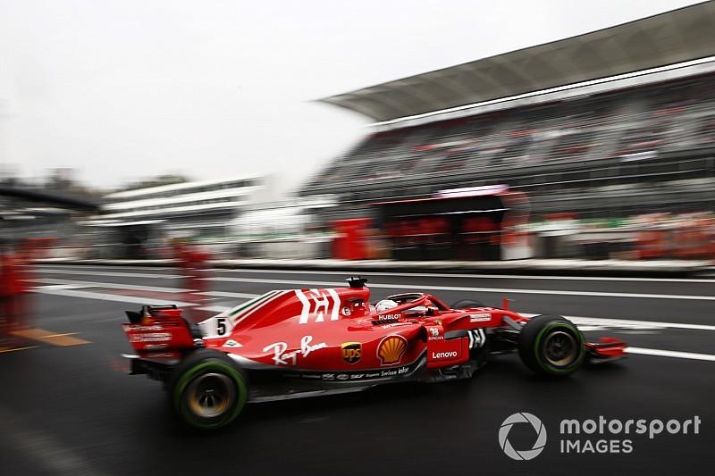 Formel 1 Mexiko 2018: Das Qualifying im Formel-1-Liveticker