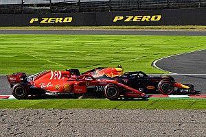 Toques de Verstappen enfurecem Ferrari no GP do Japão