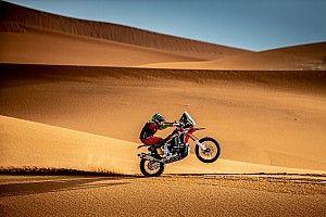 El reseteo de Kevin Benavides para luchar por el Dakar