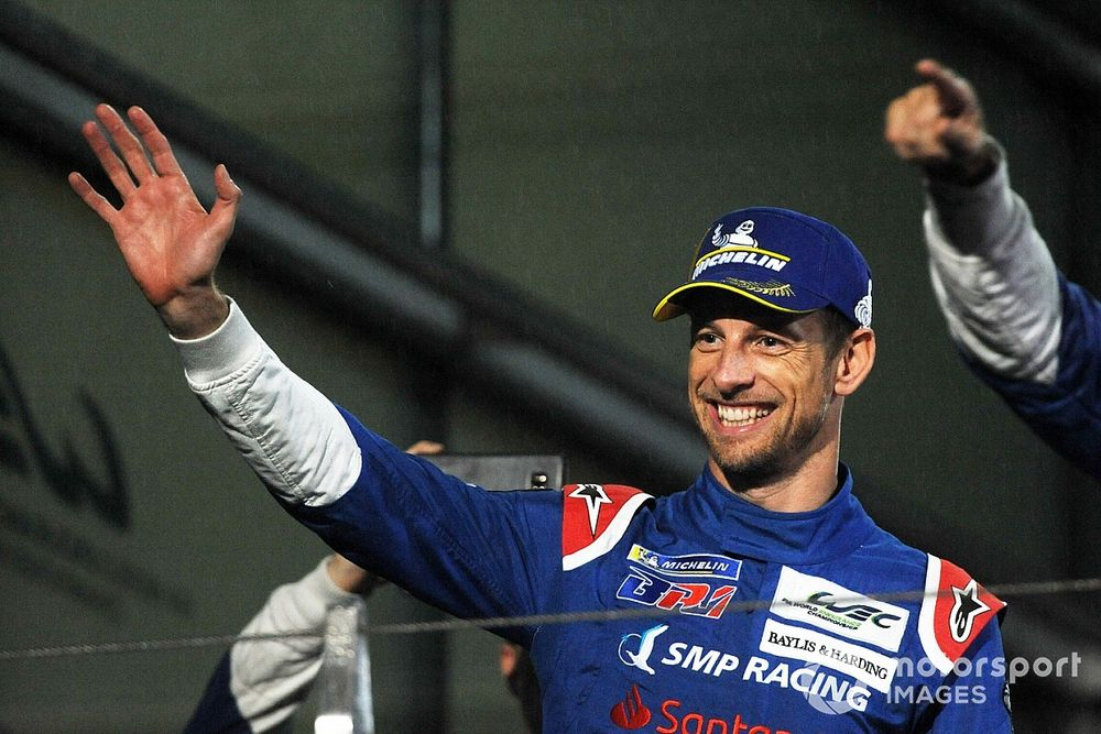 Deux ans après la F1, Button a retrouvé le plaisir de courir