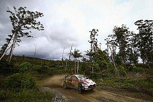 Rally Australia set to be reduced to 59 timed miles