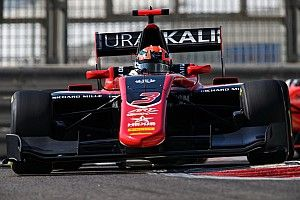 Abu Dhabi GP3: Mazepin cuts points deficit with pole