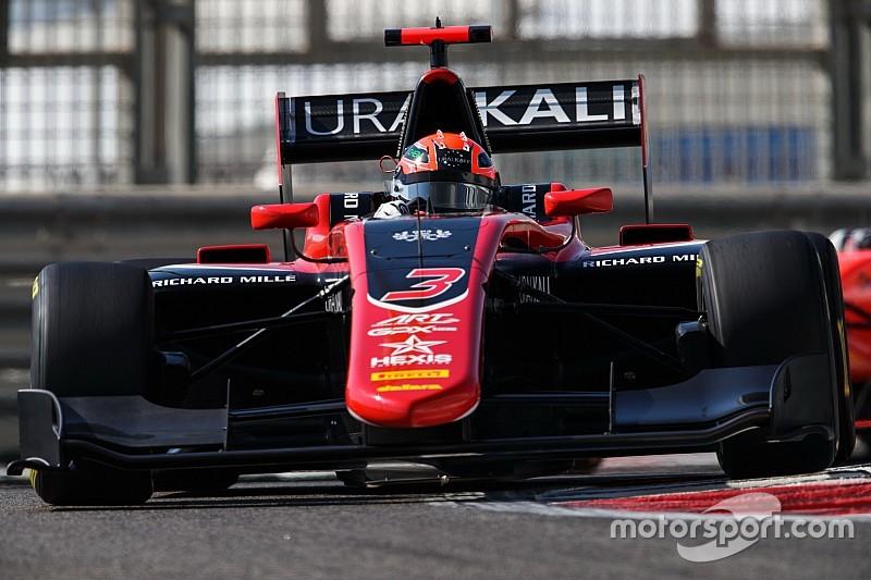 Nikita Mazepin si riscatta centrando il successo in Gara 2 ad Abu Dhabi