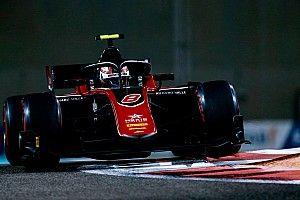 F2アブダビ・レース1:ラッセル優勝でタイトル決定! 牧野9位