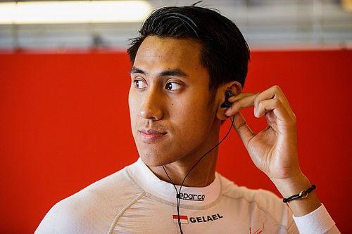 Гелаэль продолжит выступать за Prema в Ф2. Он будет напарником Шумахера