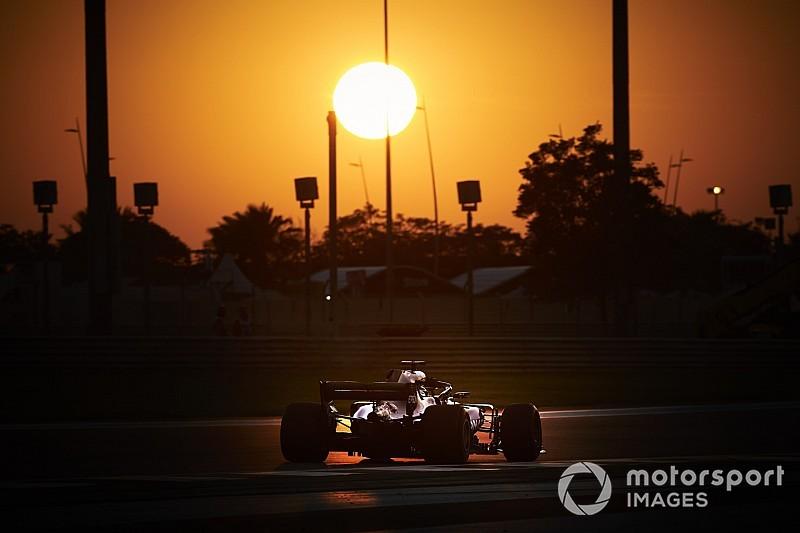 Formel 1 Abu Dhabi 2018: Ereignisreiches Training zum Abschluss