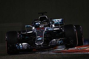 F1アブダビGP予選速報:ハミルトンがレコード更新。トロロッソは2台がQ1敗退