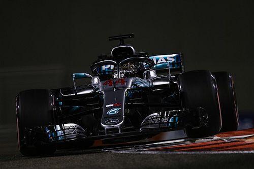 Hamilton voa em classificação e faz pole no GP de Abu Dhabi