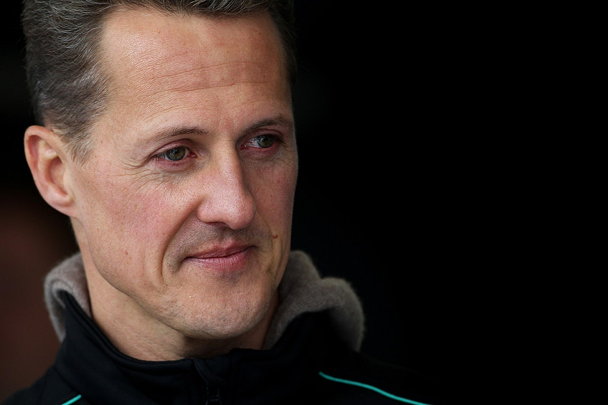 Michael Schumacher, l'interview inédite
