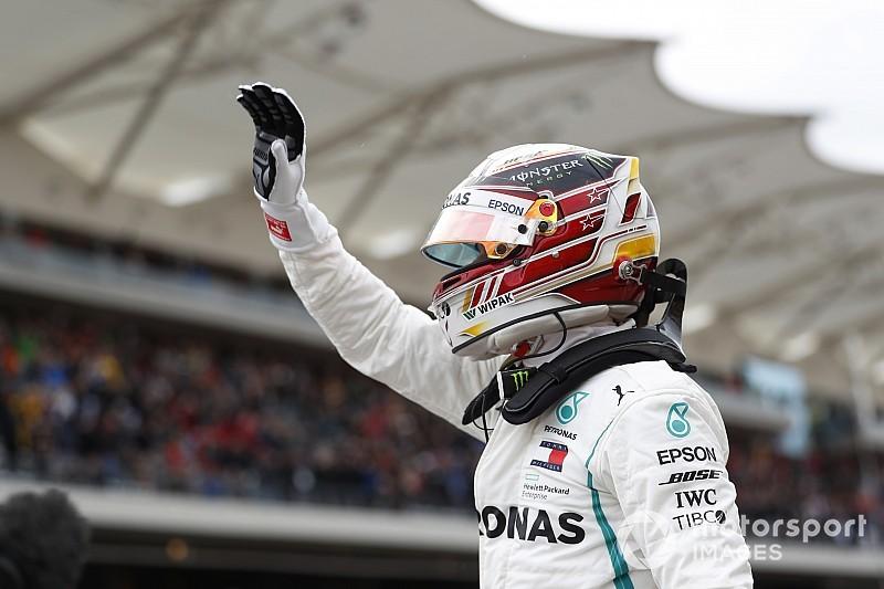 US GP: Hamilton beats Vettel to pole by 0.061s