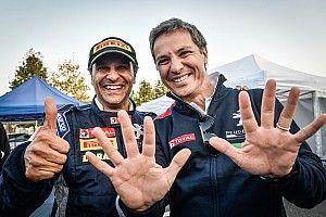 Rally Due Valli: ecco il video della Festa Peugeot per il titolo CIR più sofferto