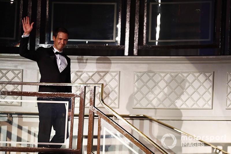 La ténacité de Sébastien Ogier et M-Sport récompensée lors des Autosport Awards