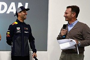 """Horner: """"Red Bull ha fatto di tutto per tenere Ricciardo, ma lui voleva andarsene"""""""