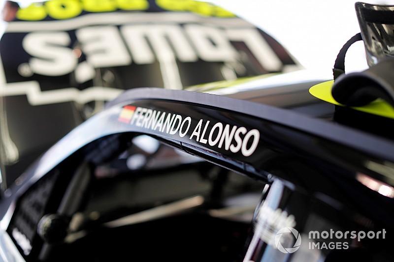 Alonso nem teszteli az új McLarent Barcelonában