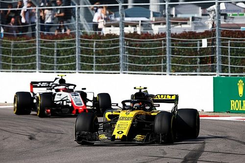 Renault denies it inherited fourth place in 2018