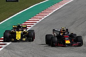 Pour Sainz, Verstappen ne s'est pas opposé à son arrivée chez Red Bull
