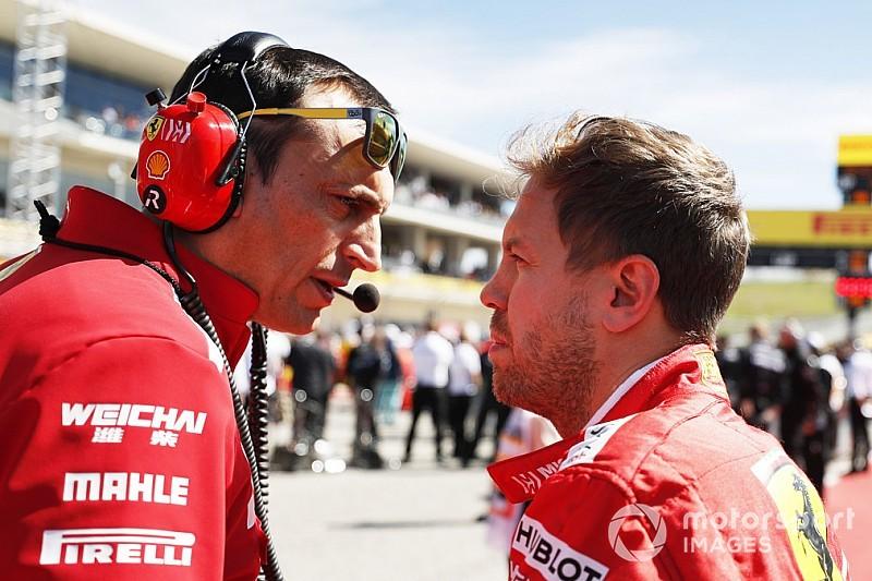 """Ferrari: Vettel con troppa pressione? Che torni a fare """"solo"""" il pilota"""