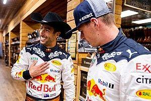 Гонщиков Red Bull переодели в «ковбойские» комбинезоны