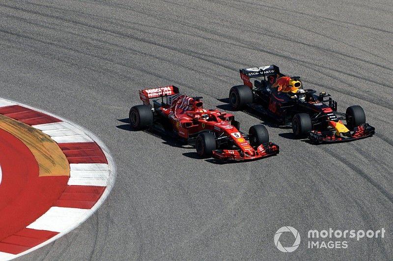 "Ricciardo says nothing ""erratic"" in Vettel's driving"