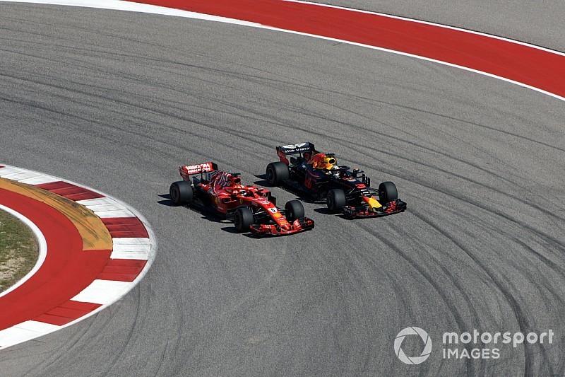 Ricciardo diz que não havia nada errado em condução de Vettel