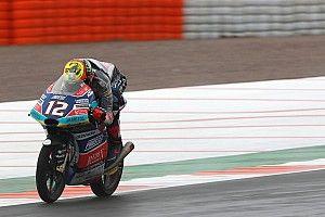 FP3 Moto3 Valencia: Bezzecchi di depan Bastianini-Arbolino