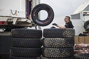 Dakar, BFGoodrich ha impiegato 10 persone per 2.500 operazioni di montaggio e smontaggio gomme!