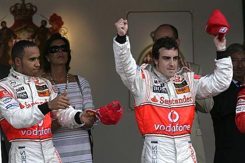 """""""Az Alonso-Hamilton páros volt a legerősebb az F1 történelmében!"""""""