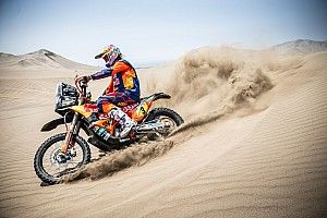 """داكار 2020: هل ستسمر هيمنة """"كاي تي أم"""" على فئة الدراجات النارية في السعودية؟"""