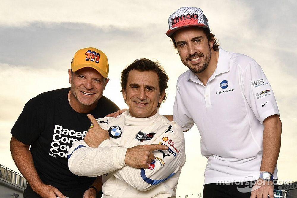 Zanardi prefería correr Daytona sobre Le Mans